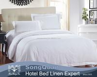 Indian plain white 100% cotton hospital bed sheet