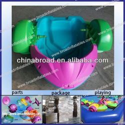 Cheap Boat and durable kids plastic aqua paddler boat for sell