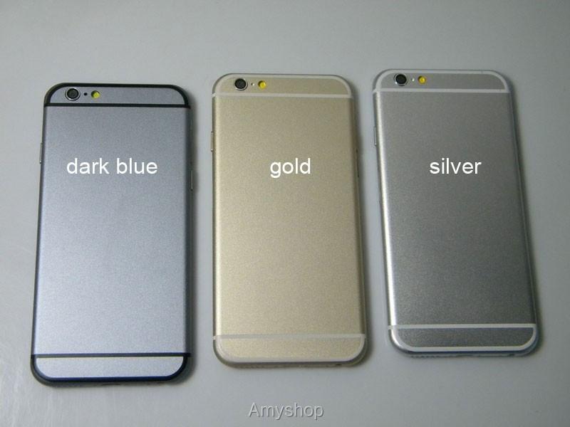 iphone 6 gold vs silver. Black Bedroom Furniture Sets. Home Design Ideas