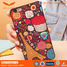 smart custom mobile phone case for iphone 6 5.5 inch supplier