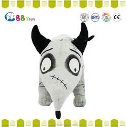 Animal plush mouse toys for ICTI OEM factoys