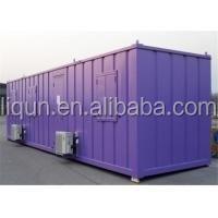 living duplex container house prefab dome for sale prefab shop