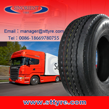 China Hot sale Sinorient Brand Radial Truck Tire 385 65 22.5 Used For Trailers