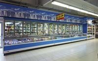 Hot sell flash freezer twin refrigerator and freezer and ideal refrigerator freezer temperature
