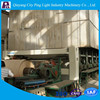 2100mm High Performance Corrugated Paperboard Making Machine from Qinyang Pingan Paper Machinery Factory