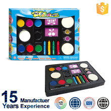 China Online Selling Color Names Custom Method Of Party Makeup