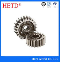 alibaba china HETD brand high precision Gear Factory spur gear design