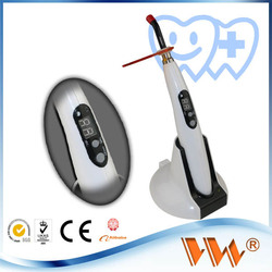 cold light source silver led curing light