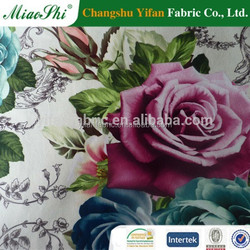 top sell 100% polyester y changshu sofa fabric made in China
