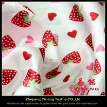 printed suit lining fabric