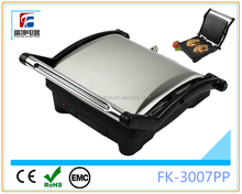 2 Layers Stainless Steel Household Electric Chicken Grill