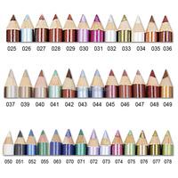 Farres private label wooden makeup eyeliner and lipliner pencil