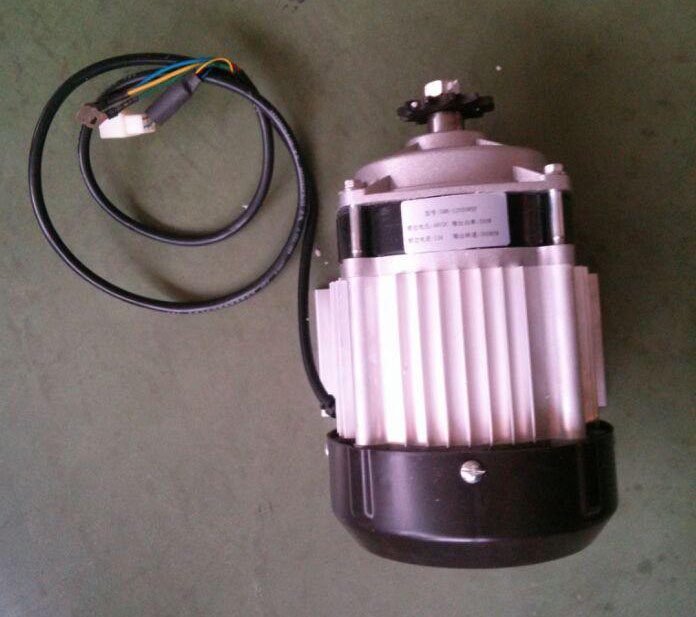 Electric high power waterproof 3 phase brushless dc motor for High power electric motors