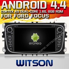 WITSON ANDROID 4.4 AUTO CAR DVD GPS NAVIGATION FORD FOCUS/MONDEO WITH A9 CHIPSET 1080P 8G ROM WIFI 3G