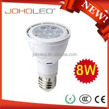 ceiling led puck light PAR20 LED Spot Light 8W disposable led lights