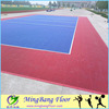 High Quality Plastic Volleyball Flooring School Volleyball Court