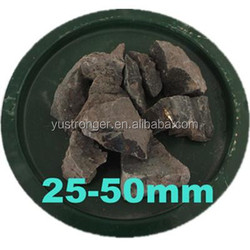 High gas yield 25-50mm Calcium carbide for Fruit catalyst