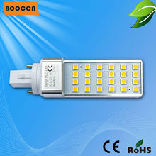 High power 5W plc 2 pin led g24 lamp for replace traditional PLC