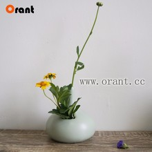 New Creative Ceramic Flower Vase Hanging Wall Mini Vase Home Decor