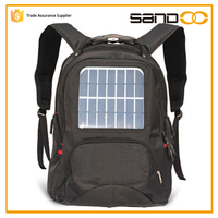 2015 china manufacturer mobile phone custom voltaic solar backpack