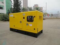 China supplier diesel silent generators powered by Weichai engine