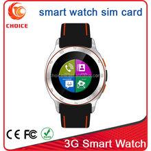 2015 Ebay top sale smart wifi mobile watch waterproof