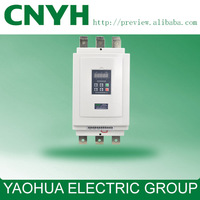 YHR5 series 250kw 3-phase ac motor soft starter with best prices