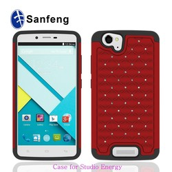 2015 New Design phone cover for BLU Studio Energy D810 silicone Cell Phone Case