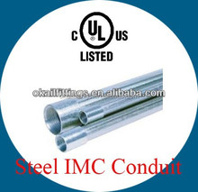 "1/2""-4""/EMT electrical conduit tube/IMC electrical Conduit Pipe"