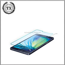 2015 Hot Selling Mirror Color Tempered Glass Screen Protector For Samsung A3