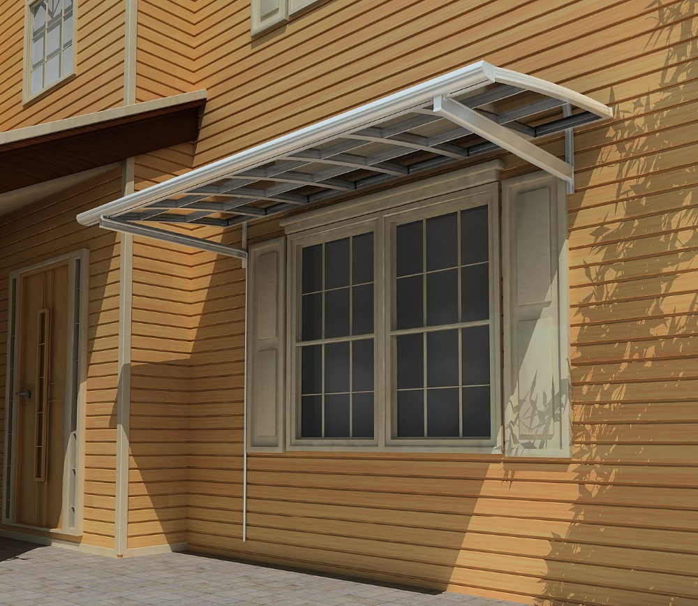 Window Canopies Product : Window canopy polycarbonate sheet awning buy