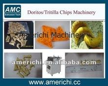 Doritos/corn chips/bugles food processing line/making machine