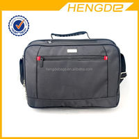 Popular hot selling high quality canvas laptop briefcase bag