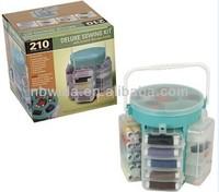 Plastic Folding Compact Sewing Box
