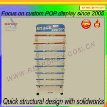 hot new products for 2014 Wholesale Floor Customized department store display racks