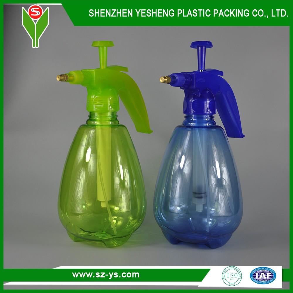Custom plastic spray bottles and small plastic pump spray for Unique plastic bottles