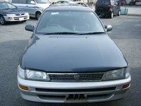 1994 TOYOTA corolla 1500cc RHD