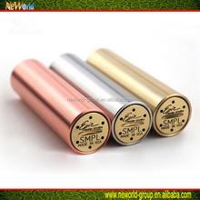 promotion!!new design smpl mod ,hot 26650 smpl mod, carbon fiber smpl mod