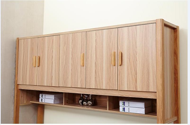 Multi fonctionnelle combinaison enfants mobilier de chambre enfants bois lits avec stockage - Armoire suspendue chambre ...