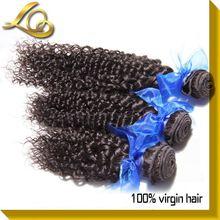 Kinky Curl Expression Hair Extension Brazilian Big Curl Hair, Bohemian Jerry Curl Hair