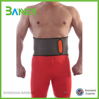 Physical back care Neoprene support waist adjustment