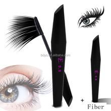 Female makeup set eyelash extention waterproof 3D fiber lash mascara