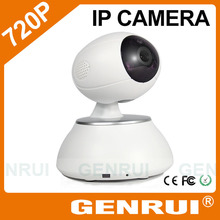 GENRUI 2014 New Design Two-way Talk, Mobile APP Alert, HD 720P Wireless Video Baby Monitor