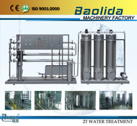 RO-2000L/h Professional factory names for water purification for drinking water