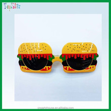 2015 Designer Cheap Hamburger Party Glasses For Sale