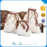 small linen drawstring bag cotton drawstring bag gift bags