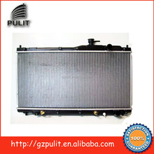 Aluminum auto radiator and car radiator for 1996Honda Step Wagon RF1 B20B AT 19010-P3G-901