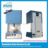 porcelain kiln dental furnace for porcelain denture teeth with CE certificated