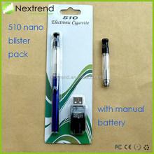 2015 Low price price Hot sell slim O.pen vape pen slim 510 wickless cartridge