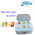 comercial de yogur de la máquina para la venta flycat